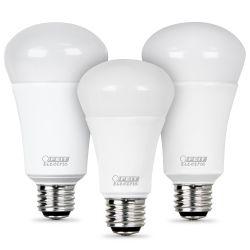 High powered 3-way LEDs