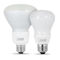 R and BR CFL Light Bulbs